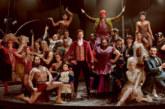 Conferenza col cast di 'The Greatest Showman'