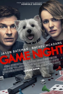 Game Night - Indovina chi muore stasera? - Locandina