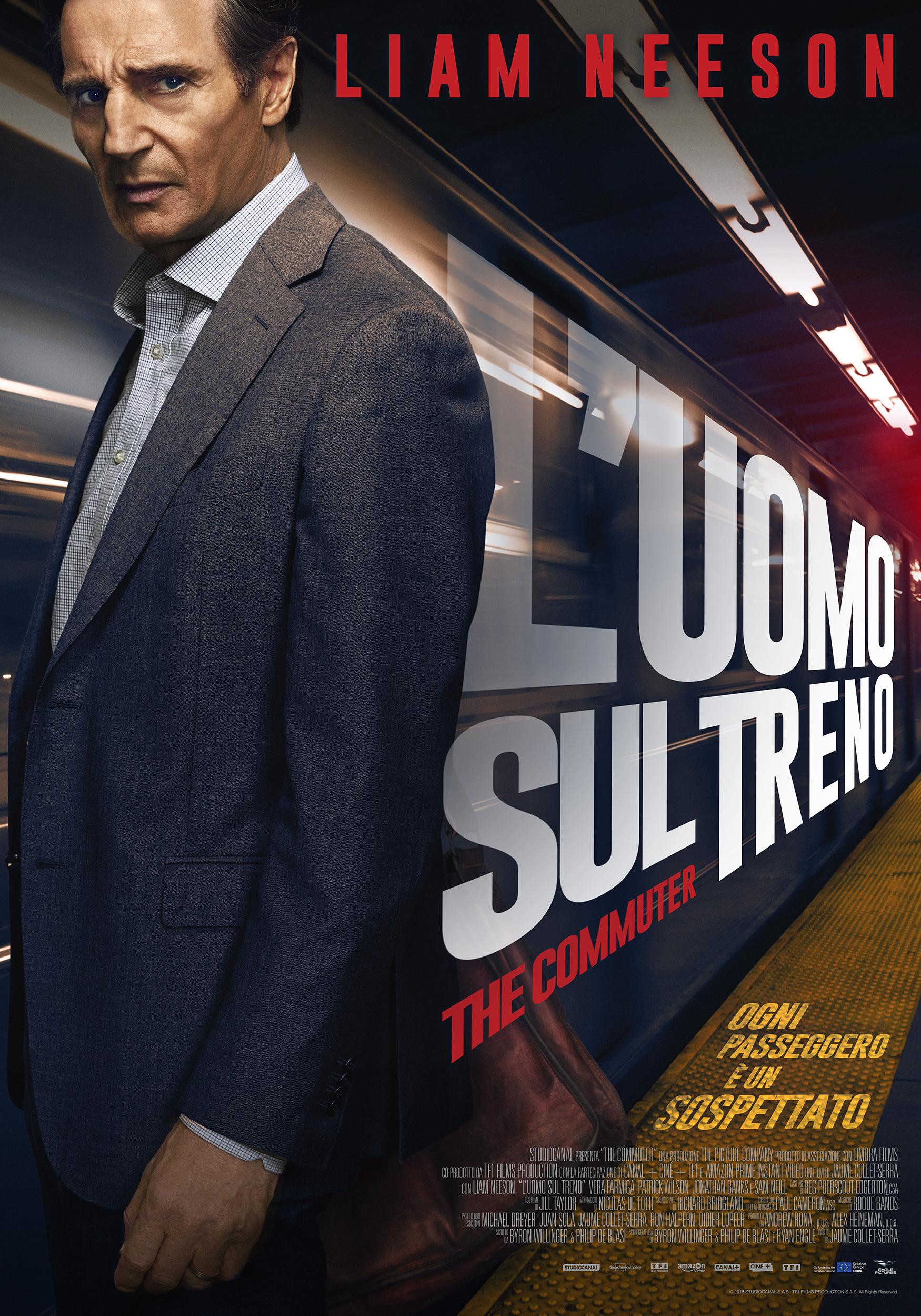 'L'uomo sul treno - 20... Vera Farmiga