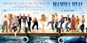 Mamma Mia - Ci risiamo! - Poster italiano