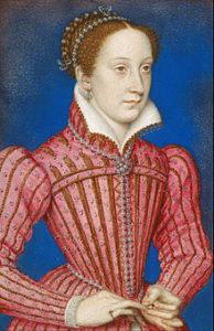 Mary Queen of Scots provvisoria