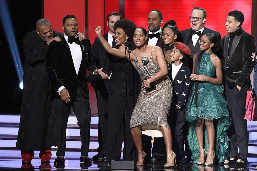 NAACP Image Awards news