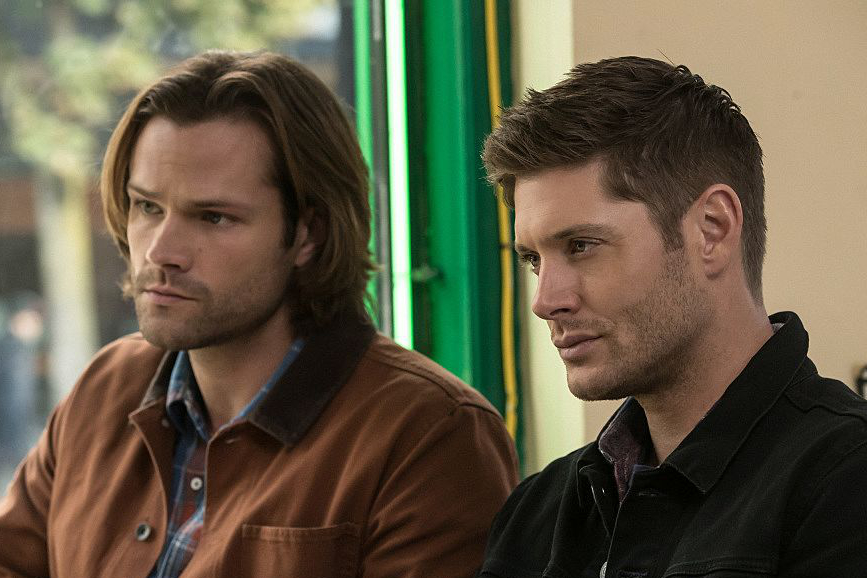 Supernatural - Sam e Dean Winchester