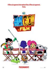 Teen Titans Go! Il film - locandina italiana