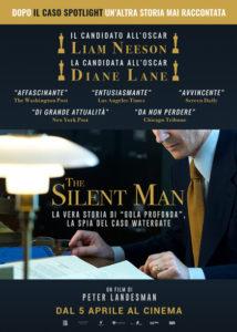 The Silent Man - locandina italiana