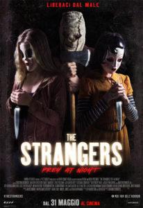 The Strangers – Prey At Night - Locandina italiana