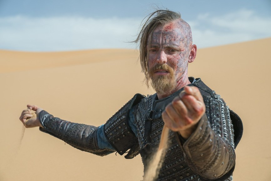 Vikings Moments of Vision 5x10 Sand