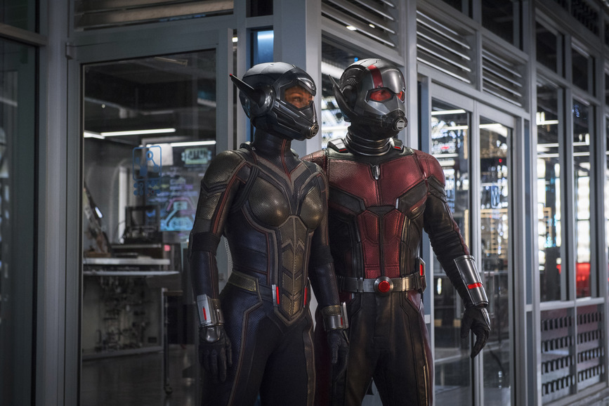 Box Office USA: Ant-Man and the Wasp