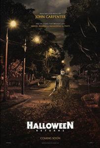 Halloween locandina