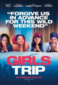 Il viaggio delle ragazze locandina