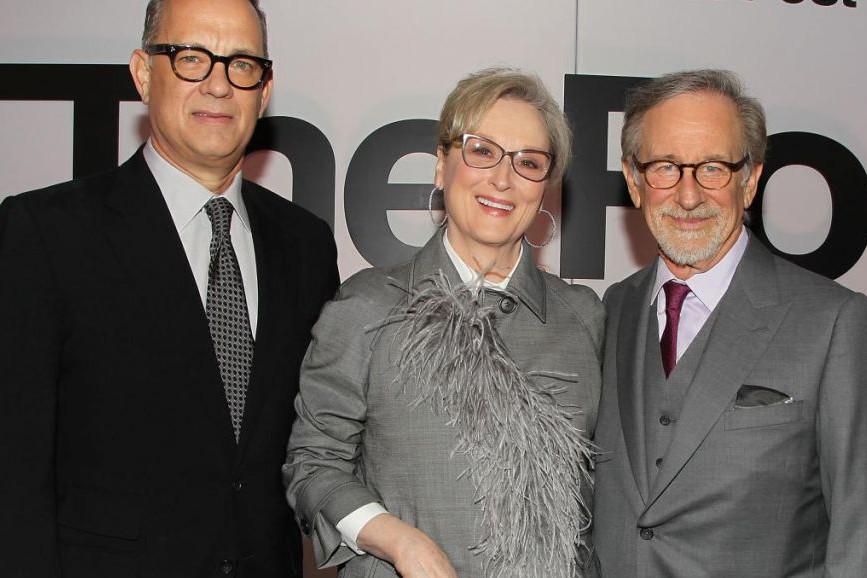 The Post - Hanks, Streep, Spielberg