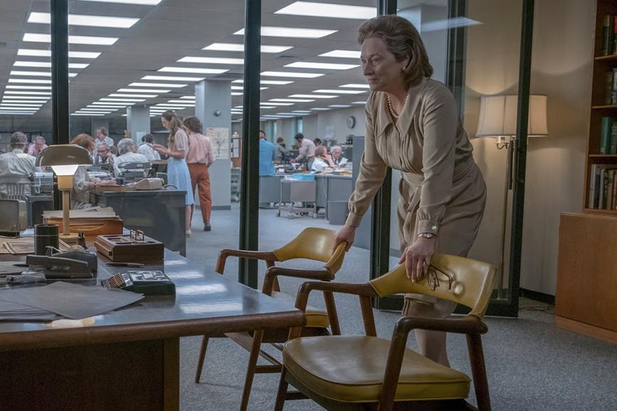 The Post Meryl Streep Box Office Italia