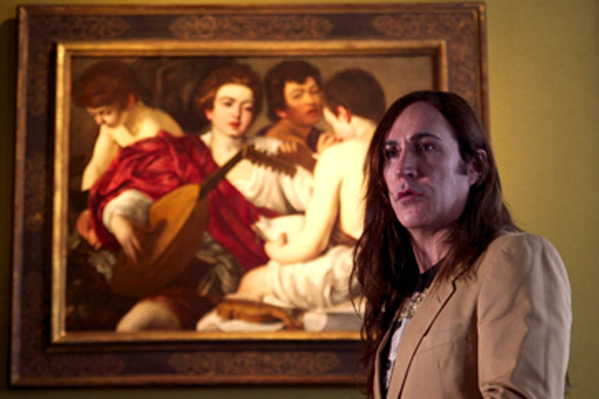 Caravaggio – L'anima e il sangue Agnelli