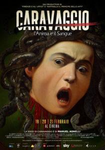 Caravaggio - L'anima e il sangue poster