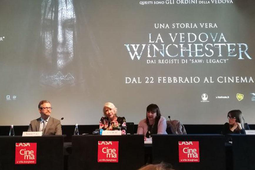 Helen Mirren conferenza stampa
