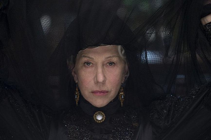 La vedova Winchester primo piano