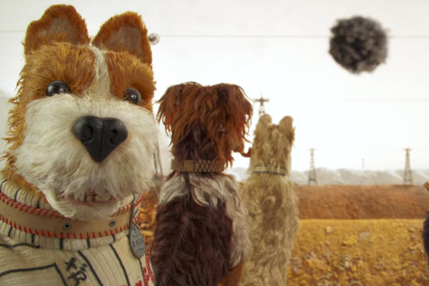 L'isola dei cani box office usa