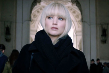 Red Sparrow: il trailer del film durante il Super Bowl