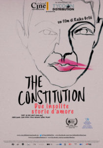 The Constitution - Due insolite storie d'amore - locandina