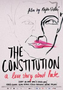The Constitution - Due insolite storie d'amore Locandina Internazionale