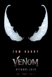 Venom - Poster italiano
