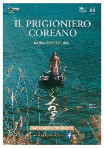 Il prigioniero coreano - Locandina italiana