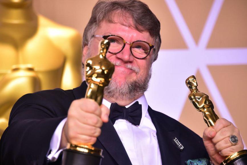 Guillermo del Toro Oscar 2018