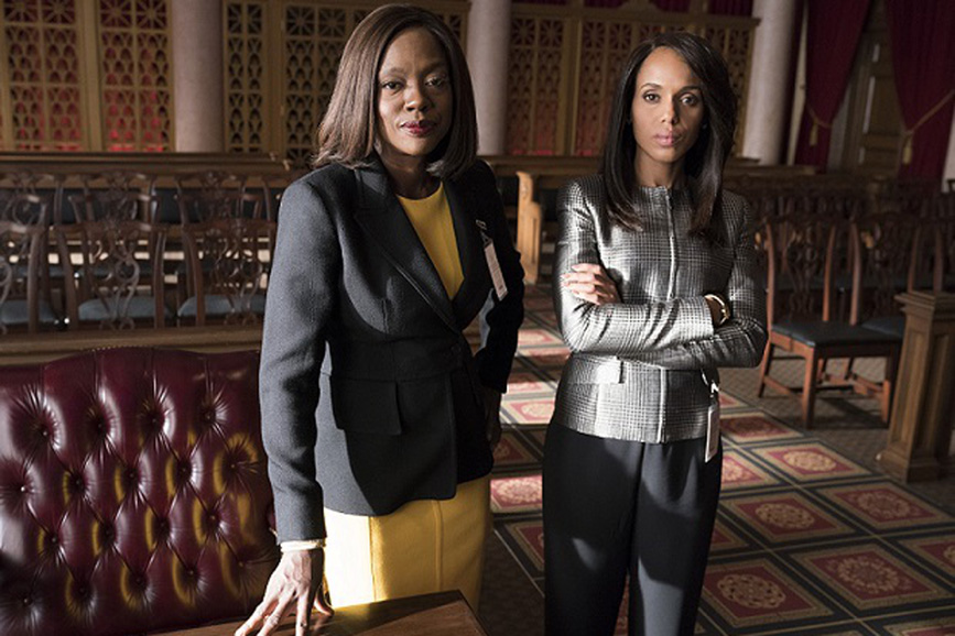 How To Get Away With Scandal Pope-Keating