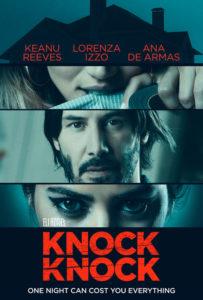 Knock Knock locandina