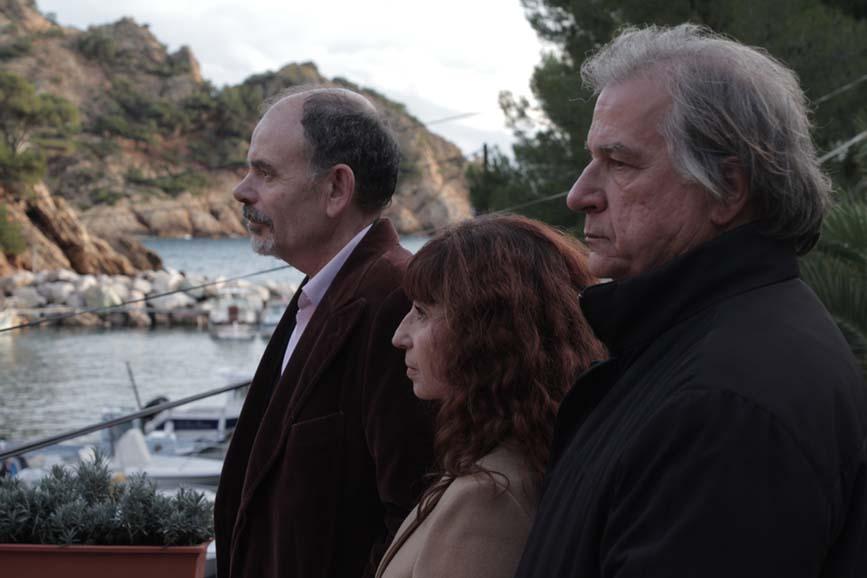 La casa sul mare scena film