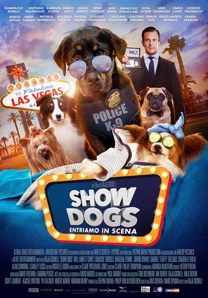 show dogs entriamo in scena 2018 recensione film On show dogs entriamo in scena