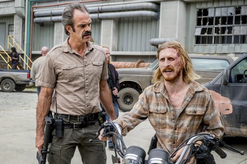 The Walking Dead 8x12