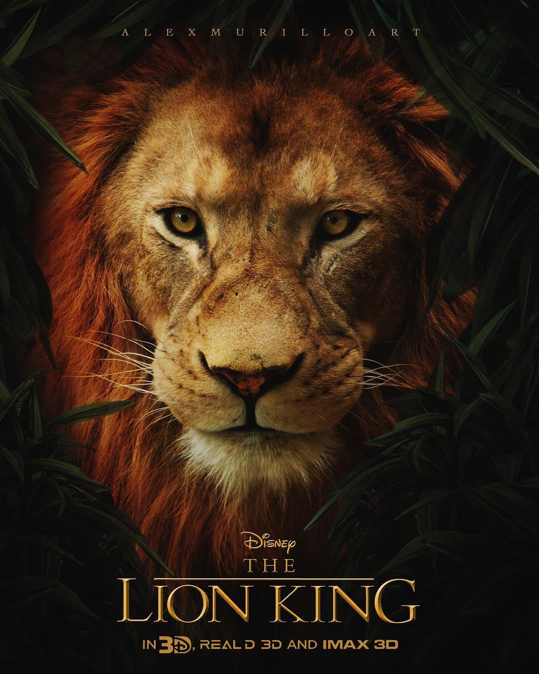 the lion king - 2018 - scheda film  trama