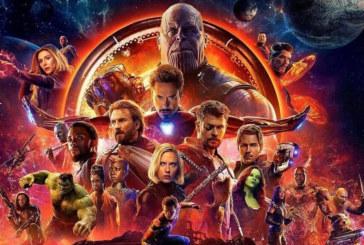 """Box Office Italia: """"Avengers: Infinity War"""" in cima alla classifica"""