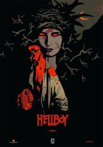 Hellboy - Locandina ufficiale