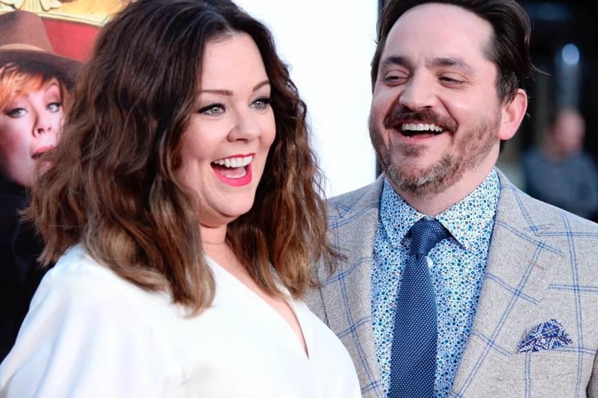 Melissa McCarthy e Ben Falcone