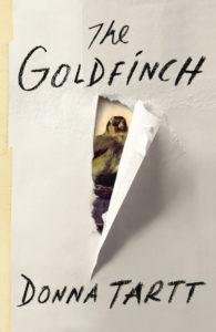 The Goldfinch - romanzo
