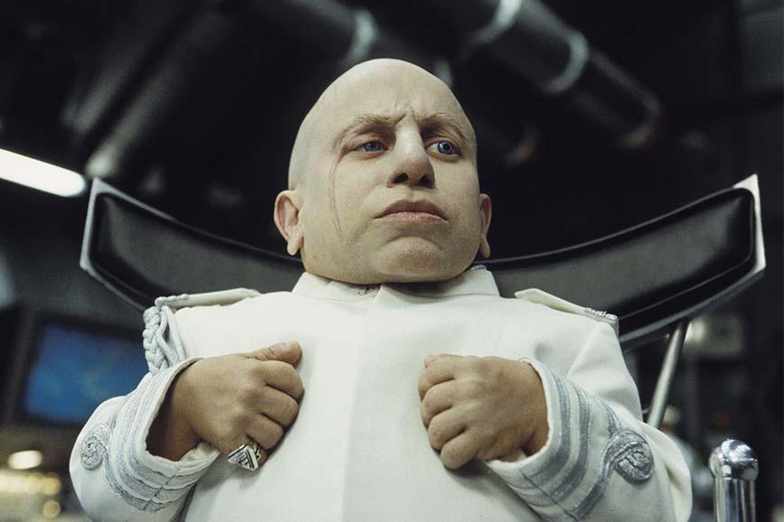 Verne Troyer attore