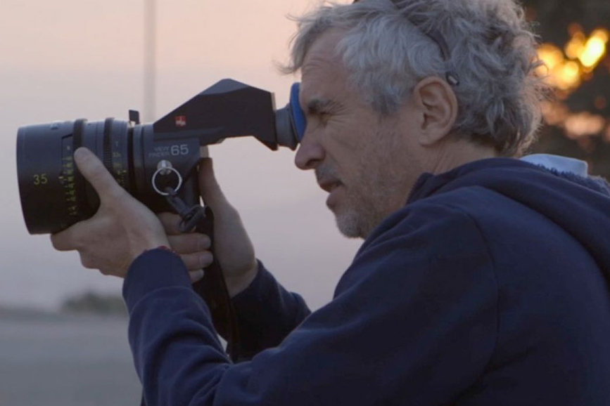Alfonso Cuaron News 09 aprile 2018