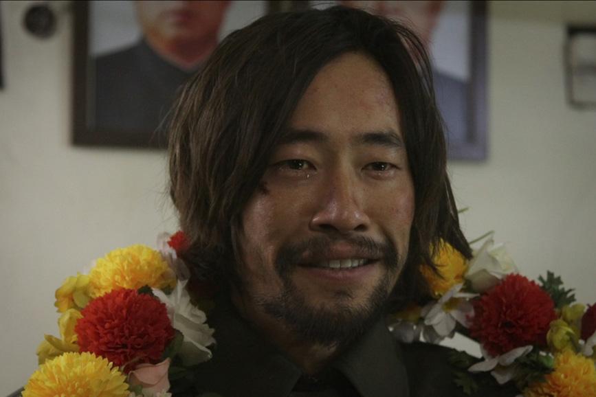il prigioniero coreano scena
