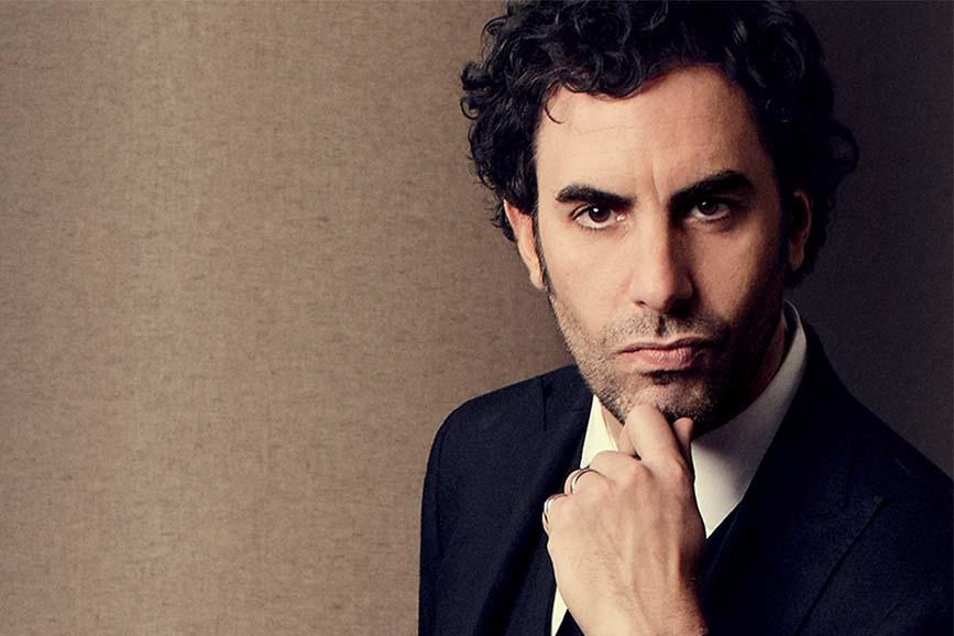 Netflix: sarà Sacha Baron Cohen il protagonista di The Spy