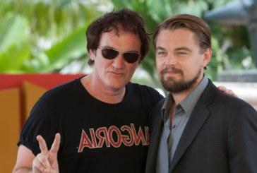 Tarantino e DiCaprio prensentano il loro nuovo film