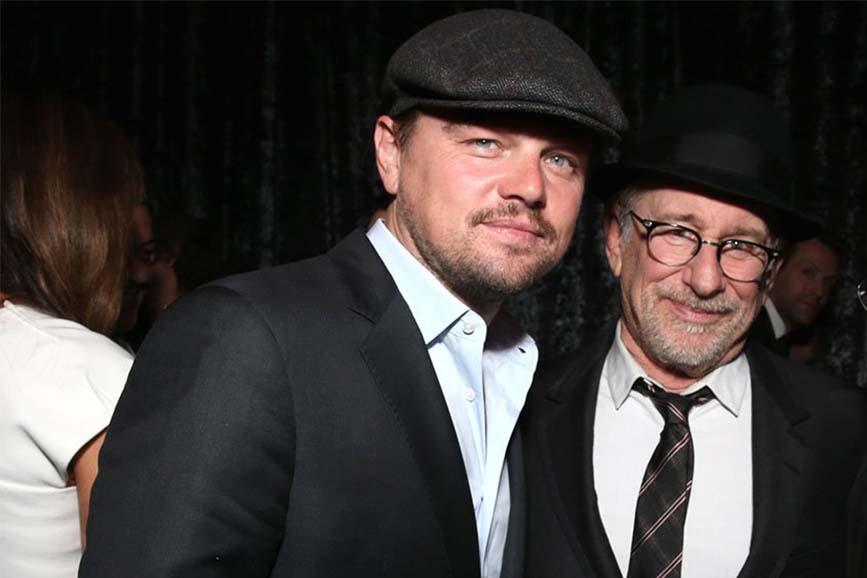 Steven Spielberg e Leonardo DiCaprio di nuovo al lavoro insieme?