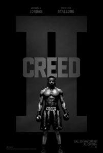 Creed 2 locandina Ita
