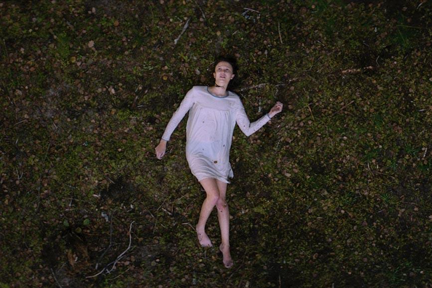 Thelma una scena del film