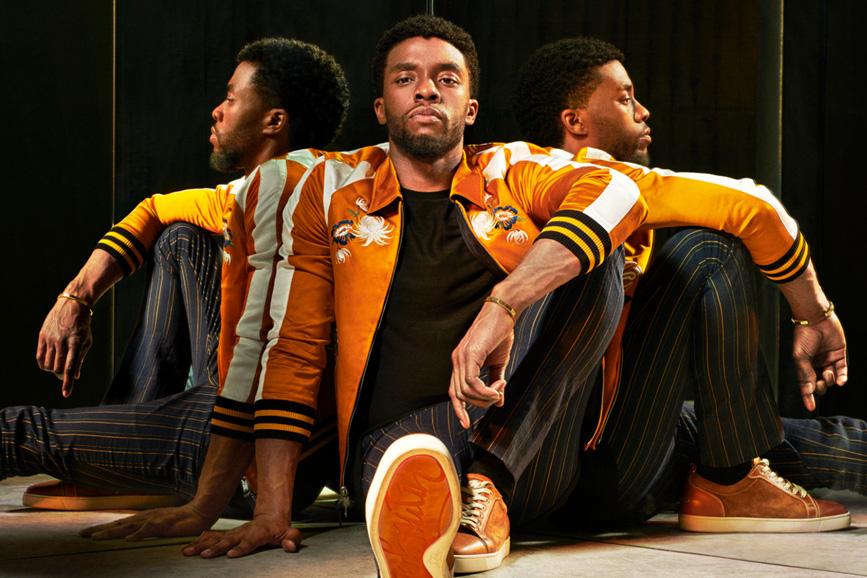Chadwick Boseman actor