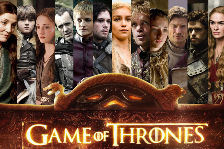 Game of Thrones Emmy Awards 2018