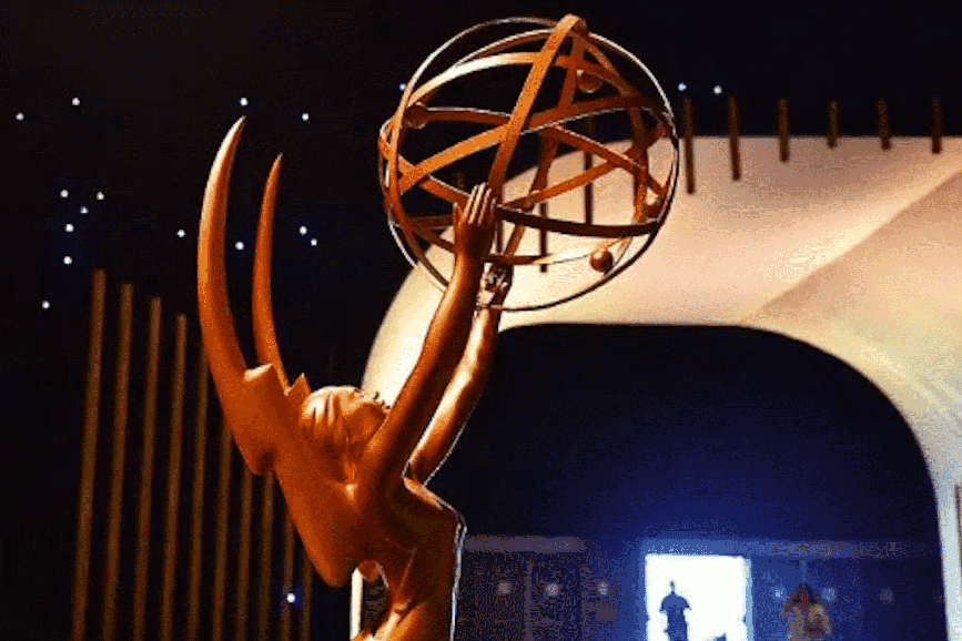 Foto cop Emmy Award 2018