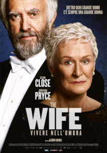 The Wife - vivere nell'ombra poster